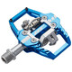 HT Enduro Race T1 Pedals blue